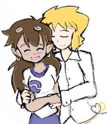 Spark of Love by ogamagirl