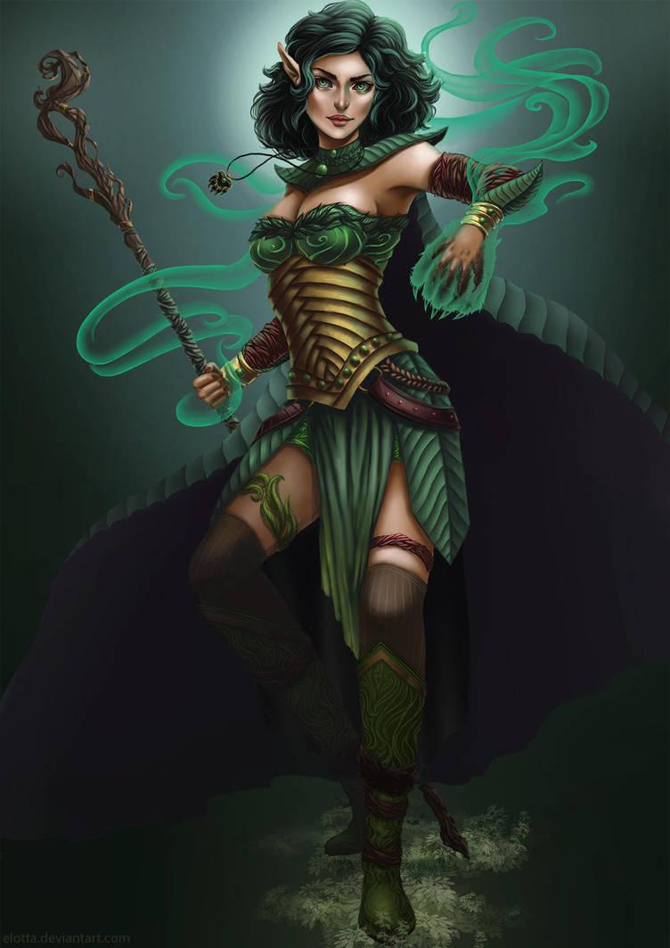 Com - Druid by elotta