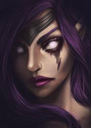 Morgana by elotta
