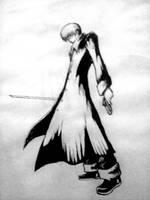 Gun + Sword + Longcoat = Badass by HeadcaseImageWorks