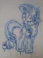Blue Rarity by Chrzanek97