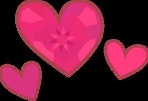 Scarlet Heart cutie mark (Vector) by Chrzanek97
