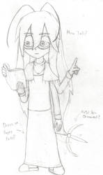 Aya Sketch by SpiffytheCreative