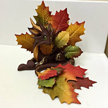 2015 Fall Dragon by LittleCLUUs