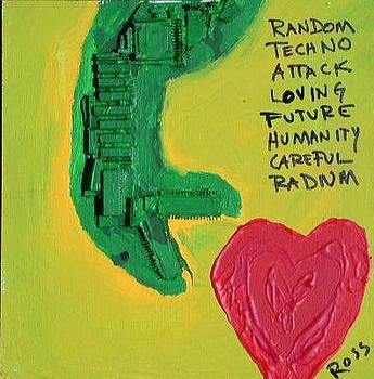 Future Love Techno Fear by rosswright