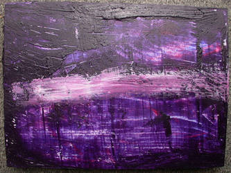 Purple Sadness 2 by rosswright