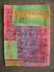 The Orochi Papers Page 1 by rosswright