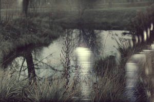 Silence is music by VeraMorrigan