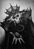 Worm King by Layrensij