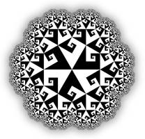 Fractal Tiling of Spirals by RFat