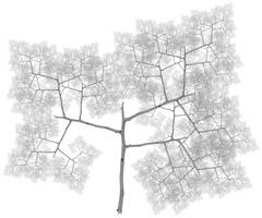 Fractal Tree No. 13 by RFat