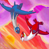 Dragons? by Silveztria