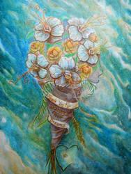 Bouquet of Dreams by JGroeling
