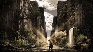 Lone Survivor Advanced Photomanipulation by CryoGfx