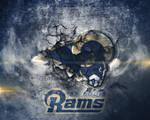 St. Louis Rams Wallpaper by Jdot2daP