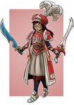 Yomi as Onion Knight 2 by KaguraYomi