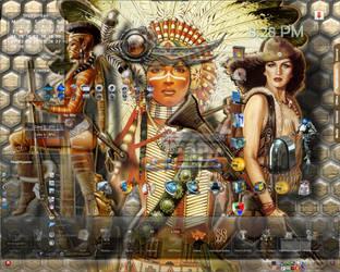 Warrior Heritage by thuglifejunior