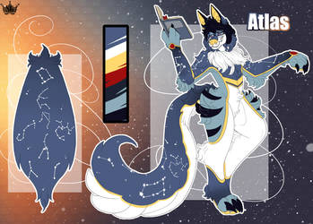 Griefwalker Adopt 3, Atlas .:Auction (Open):. by SerperiorGL