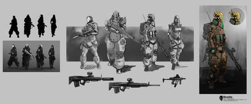Kill Team by Baranha