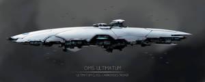 Ultimatum-Capital-ship-Final by Baranha