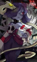 Skullgirls Squigly by Shukyshooter