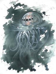 Jelly Monster by CaptainNutmeg