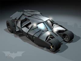 Batmobile by bongoboy