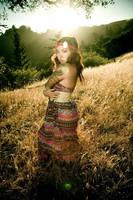 Jamie Leigh - Sun Spots by darkctyle