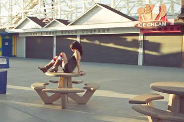 The Boardwalk by darkctyle