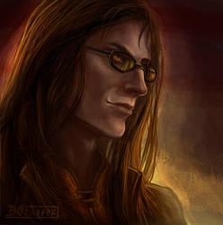 VTMB: Beckett by DGrayfox
