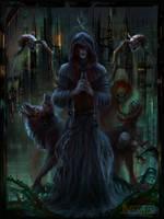 The priest by DGrayfox