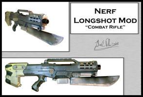 Nerf Longshot Mod 1 by Sathiest-Emperor
