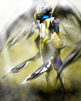 Tyr, god of Justice by Sathiest-Emperor