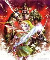 Hero's Shade by suzumiyamisa