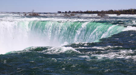 Niagara Falls by Loreathan-photo