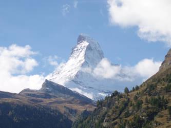 Matterhorn, Switzerland by UkrainianVirus1991