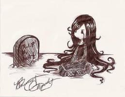 .: RIP my Heart :. by fullmetal-angel
