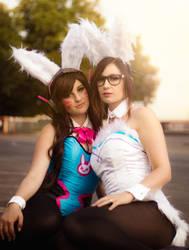 Bunny DVA's by Ameny87