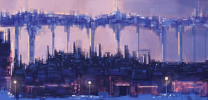 Cargo City by SylviaRitter