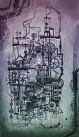 The Drawing Machine by SylviaRitter