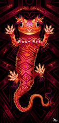 Edgy Eft by SylviaRitter