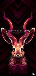 Jaunty Jackalope by SylviaRitter