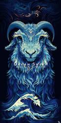 Ocean Sheep by SylviaRitter