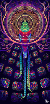 Quantal Quetzal by SylviaRitter