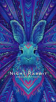 Night Rabbit by SylviaRitter