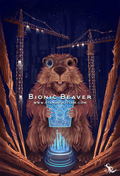 Bionic Beaver by SylviaRitter