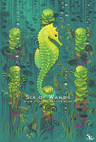 Six of Wands by SylviaRitter