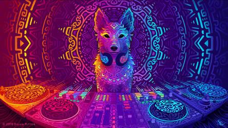 Disco Dingo by SylviaRitter