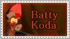 FernGully: Batty Koda Stamp by Nyxity
