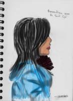 Amandine portrait by evin279